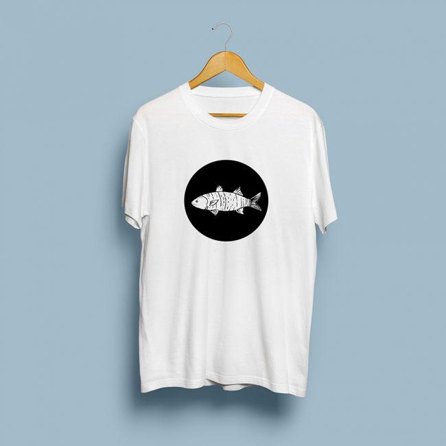 Zoodaki - koszulka z rybą