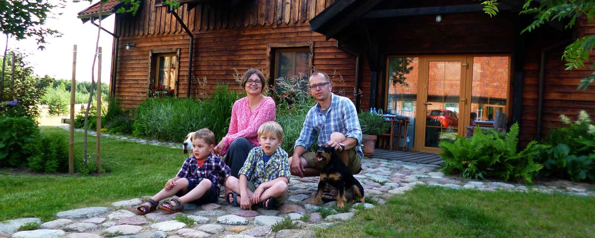 Rodzinka Puszczyńskich