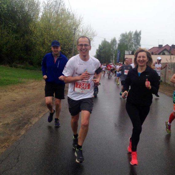 Kochamy biegać