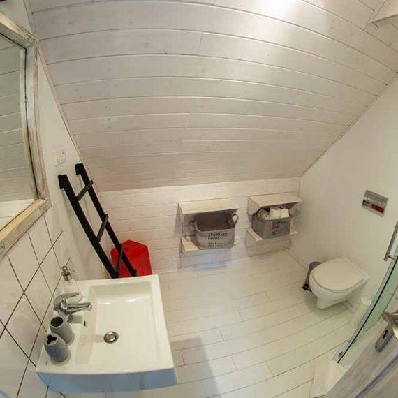 łazienka w Koprach