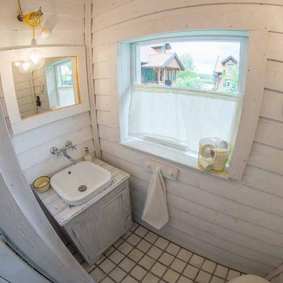 świetlica - łazienka