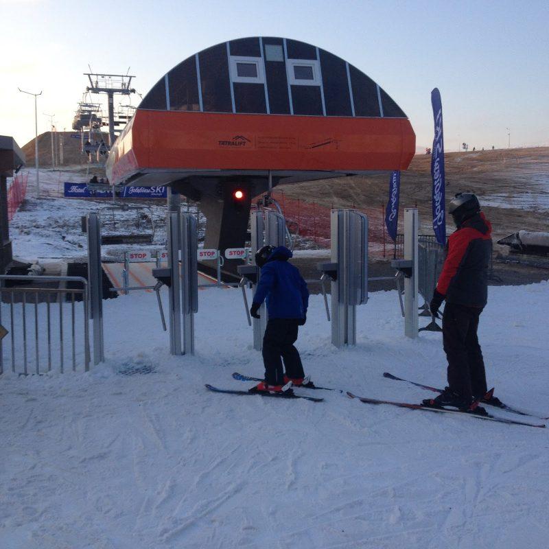 Golebiew-SKI czyli narty na Mazurach