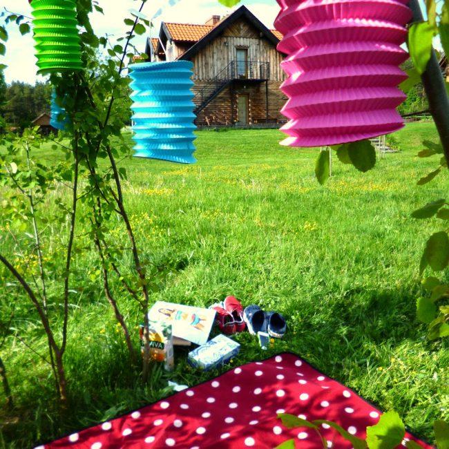 Piknik w Gościńcu Szuwary