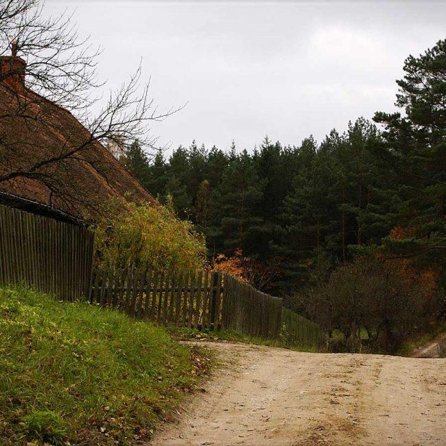 wioska Krutyń