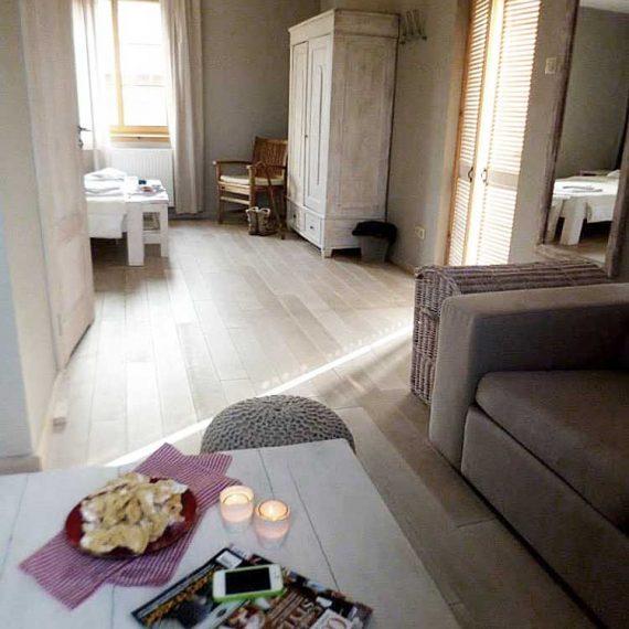 apartament w Paprociach