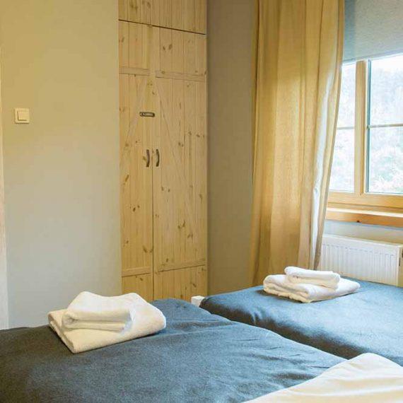 pokój w Tataraku