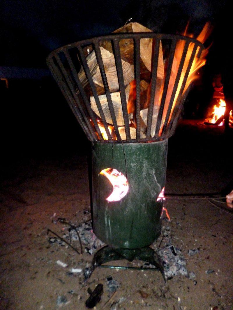 Noc Świętojańska w Krutyni