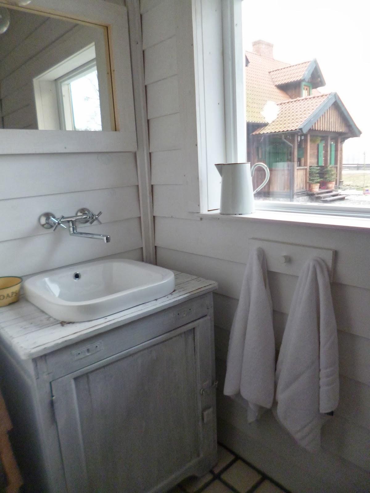 Toaleta w Werandzie